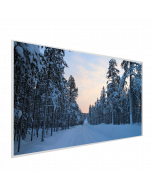 595x1195 Winter Drive Picture NXT Gen Infrared Heating Panel 700W - Electric Wall Panel Heater