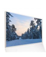 995x1195 Winters Drive Picture NXT Gen Infrared Heating Panel 1200W - Electric Wall Panel Heater