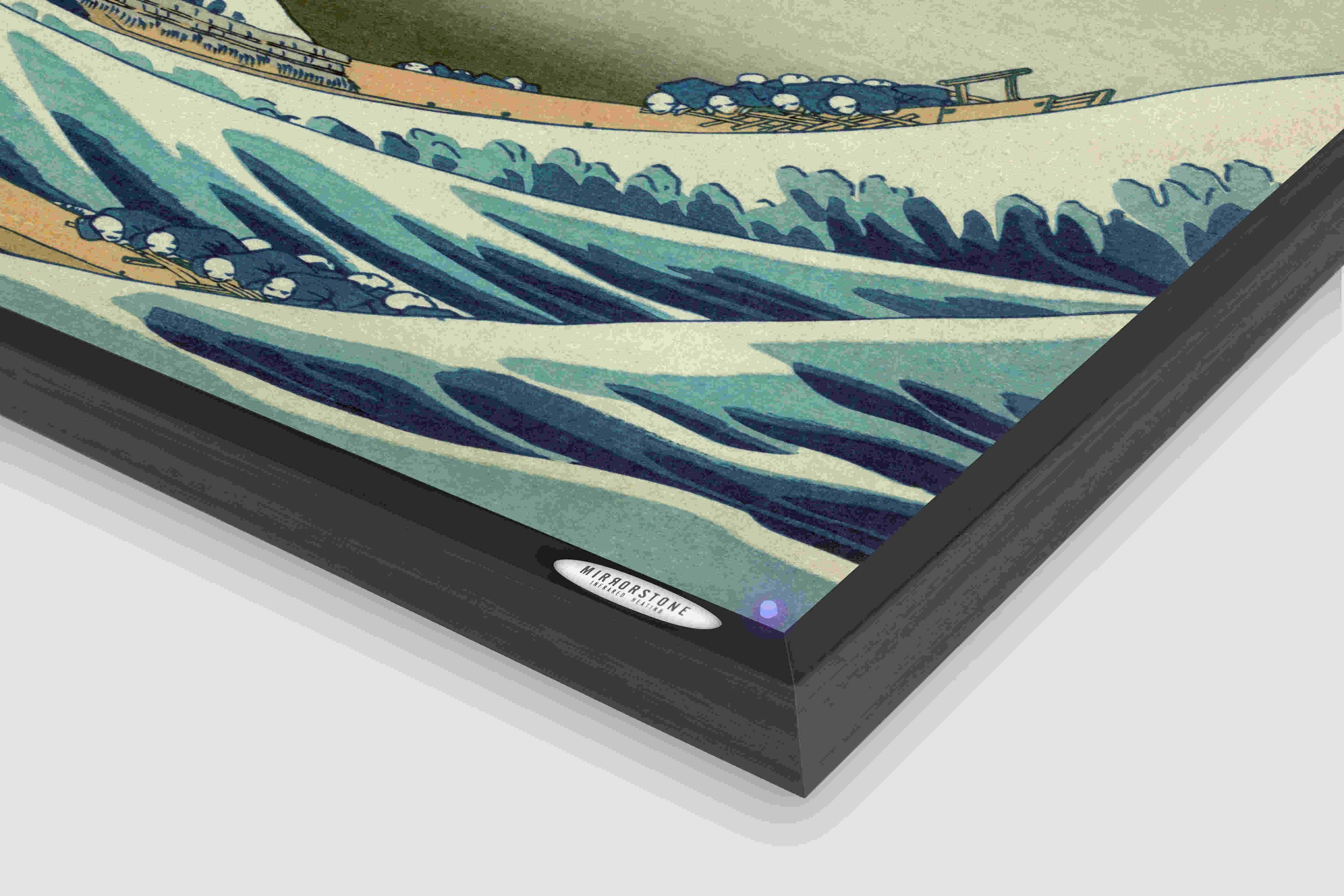 Great Wave of Kanagawa NXT Gen Panel LED