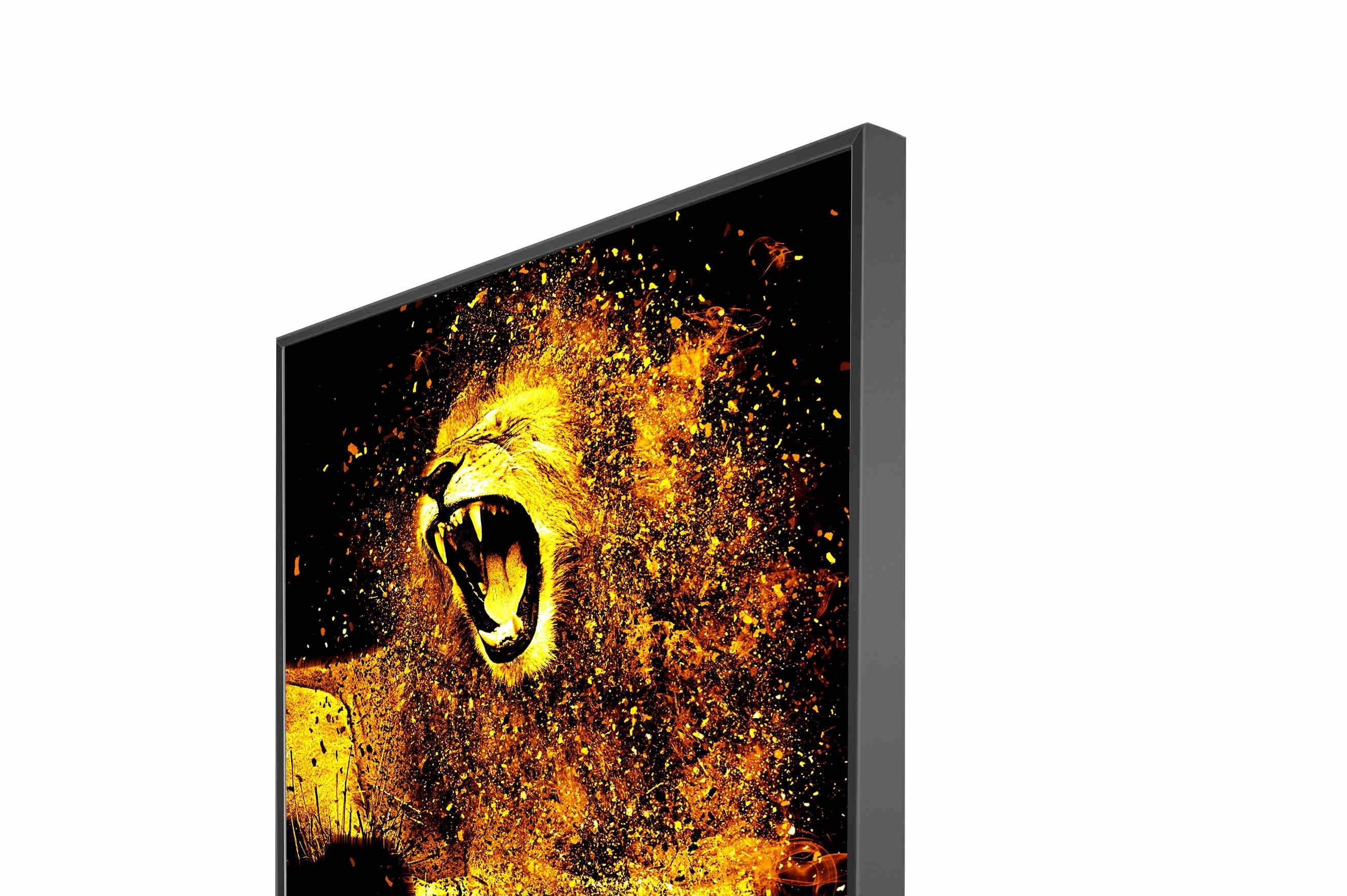 Roaring Lion Sleek