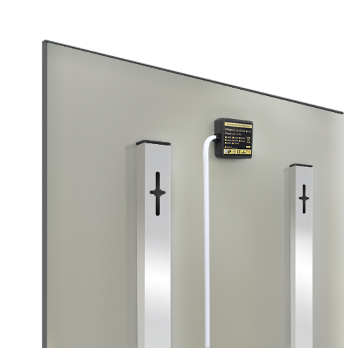Surya Infrared Heating Panel Back