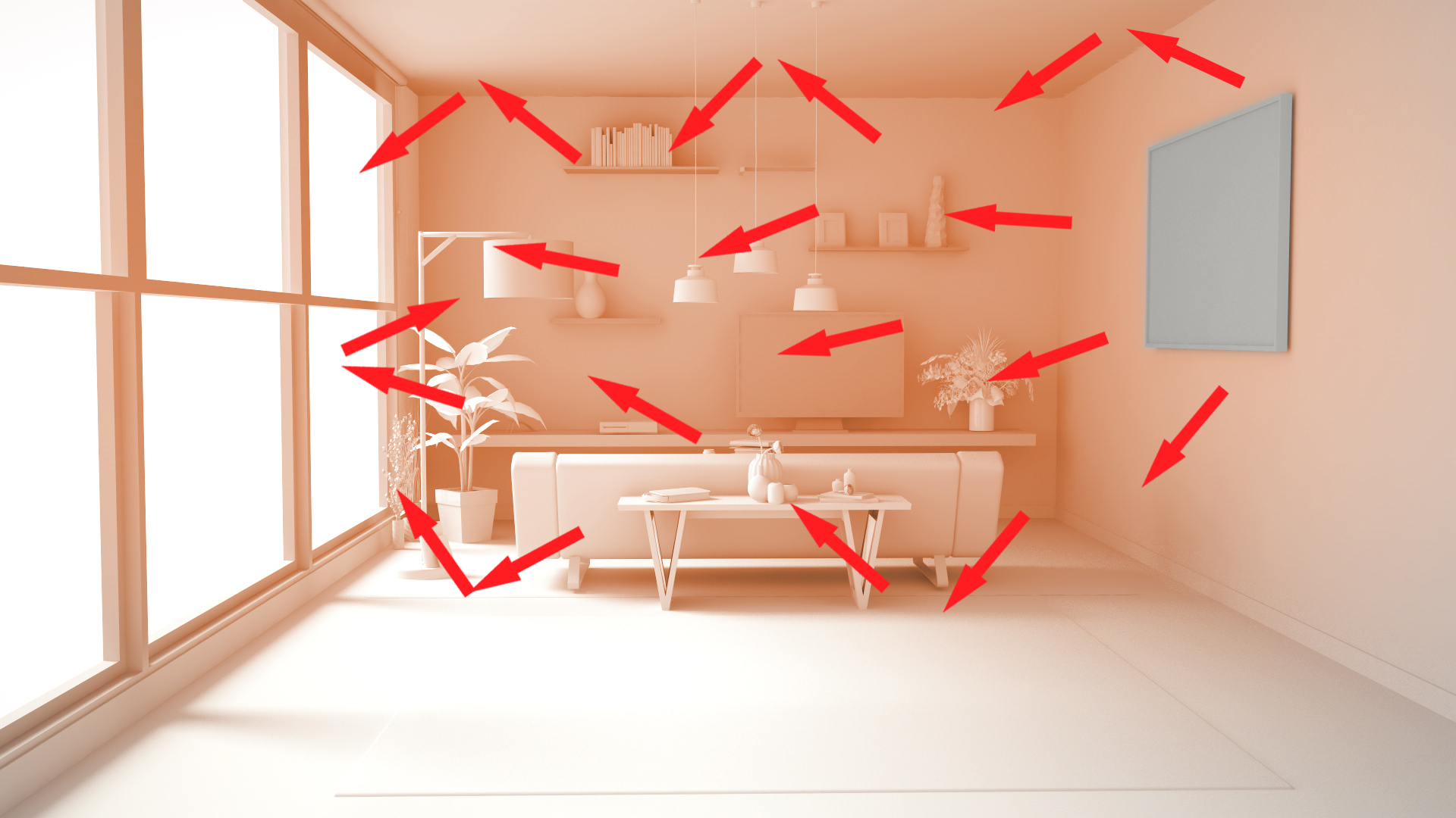 Wall Infrared Heating Panel - How Does It Work