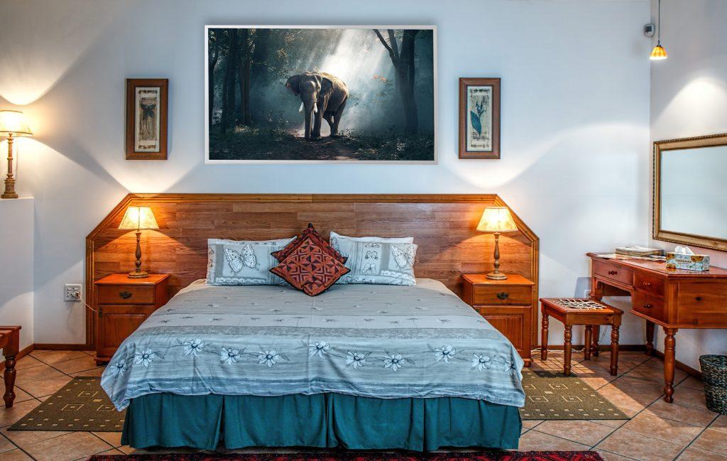 bedroom panel
